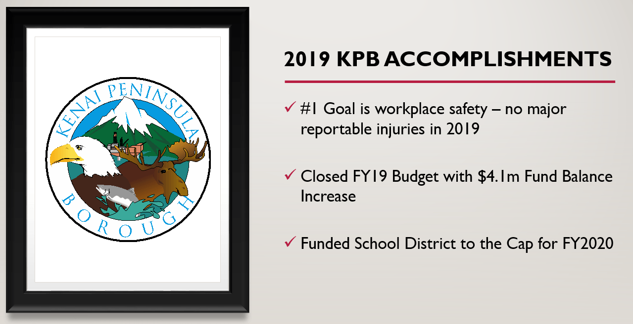 2019 KPB Accomplishments Cover